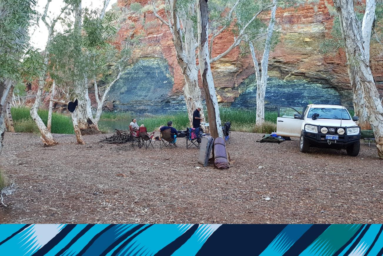 Pilbara tourism development