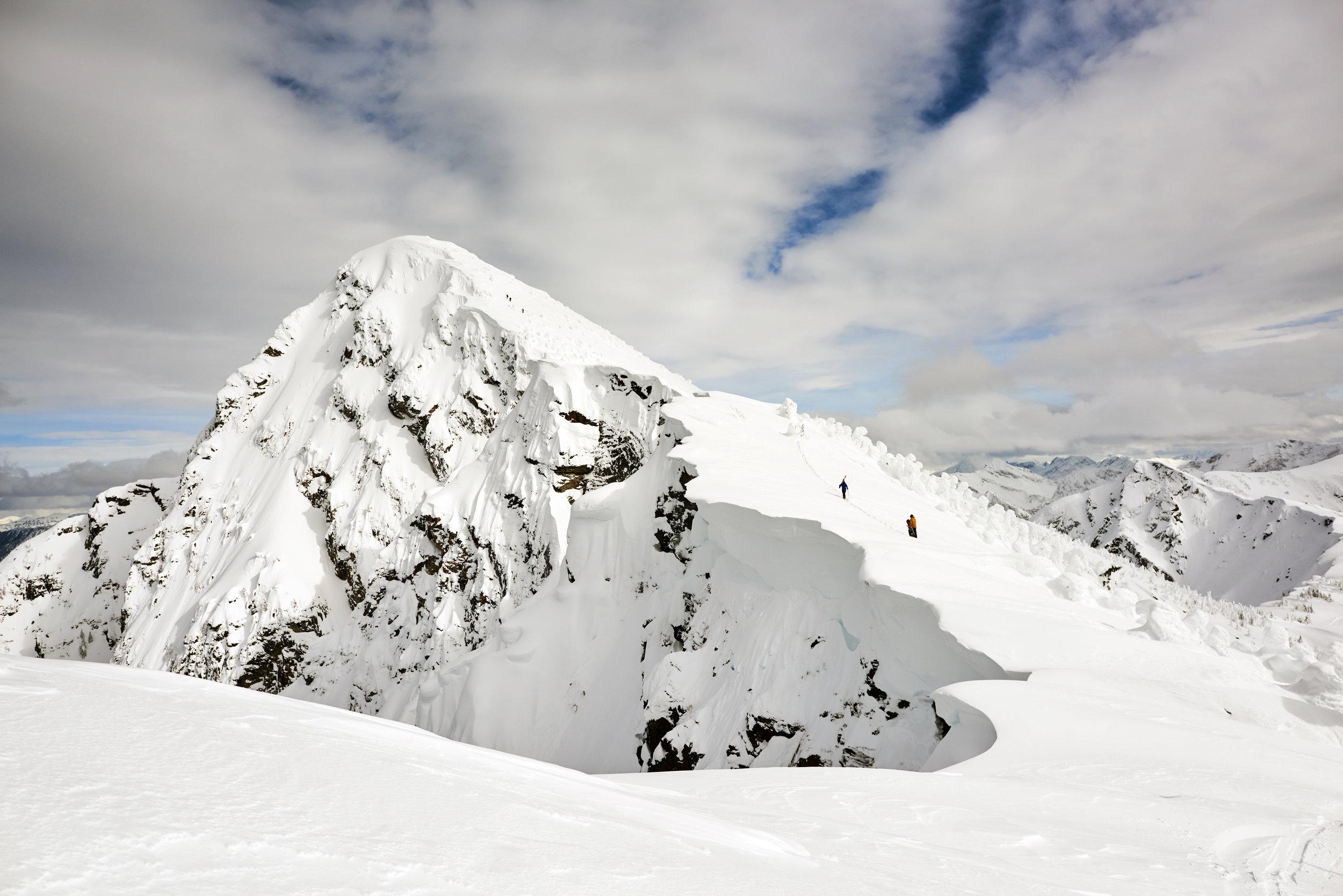 MOUNT MACKENZIE, BC