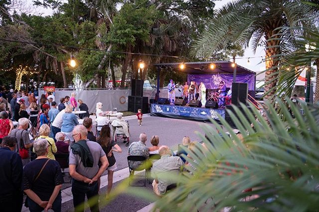 Music on May Lane was a night to remember. The Bayside Club is so glad to be a part of Sarasota!  See our full album of photos from our first neighborhood block party on our Facebook page: @ TheBaysideClubSRQ . . . #neighborhood #blockparty #sarasota #sarasotaflorida #maylane #rosemarydistrict #newcondos #luxuryliving #community
