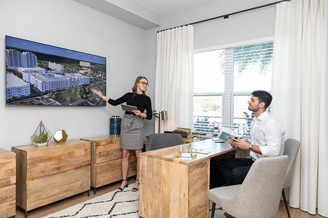 Our sales studio representatives can show you all the exciting new residences have to offer at The Bayside Club.  Visit us at CitySide, and let us help you find your dream home.  For more information visit our website link in bio. . . . #newcondo #sarasota #rosemarydistrict #luxuryliving #realestate #coldwellbanker #residences #dreamhome