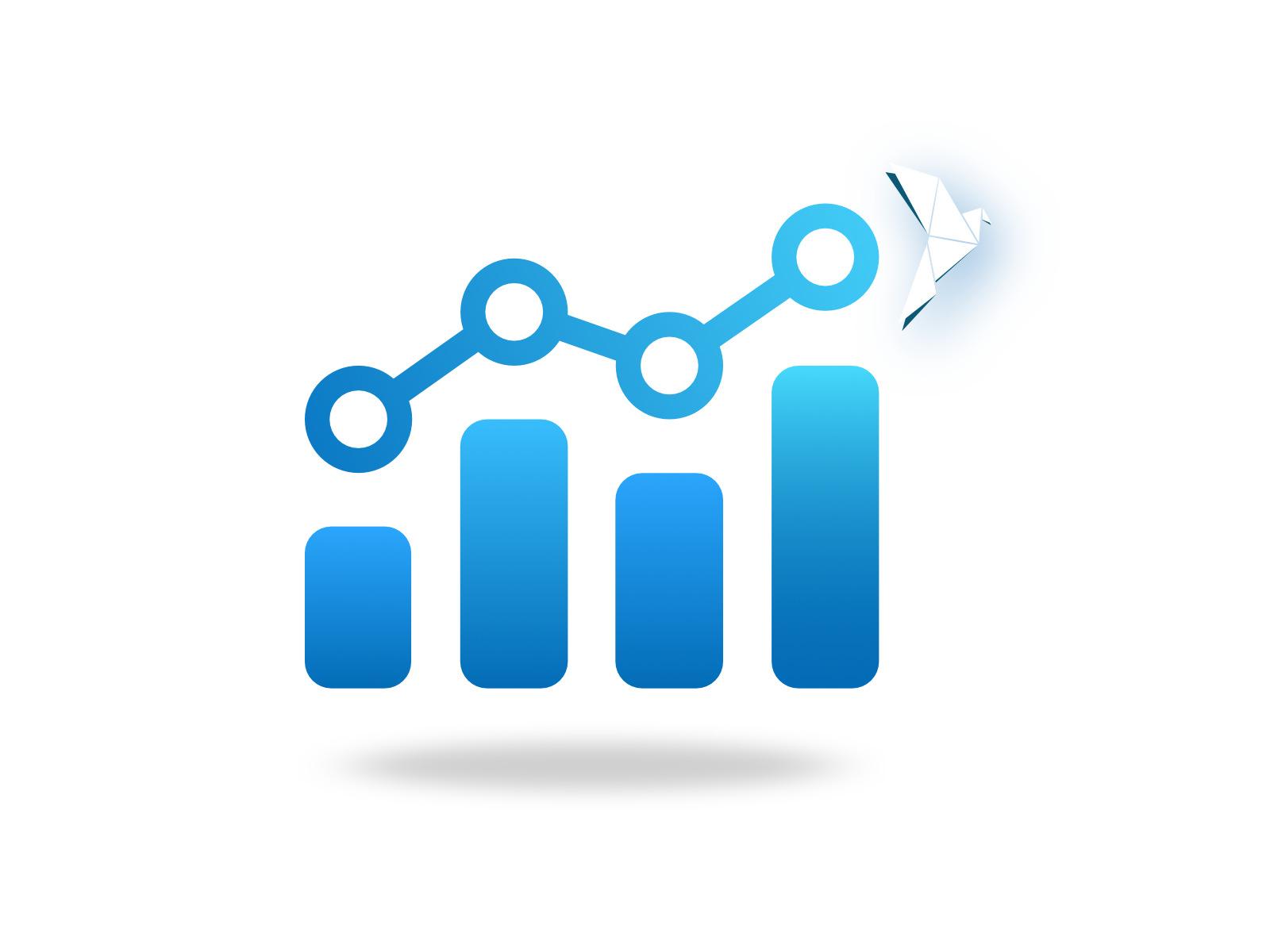 Donnée maîtrisée - L'intégralité de la donnée générée par vos contenus vous appartient. Nos outils de mesure de la performance vous restituent 100% de la donnée collectée et vous permettent ainsi de reprendre le contrôle sur ce qui compte vraiment.