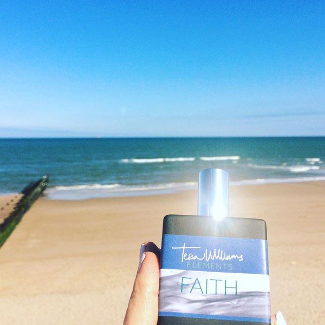 Keep the Faith ! It's here ! Now ..... Brand new perfume cologne spray  #faith #havefaith #keepthefaith  #oceanspray #beachstyle #neroli #orangeblossom #earlgreytea #cologne #perfume #scentoftheday #perfumesofinstagram #blueskies #faith #hope #love ....