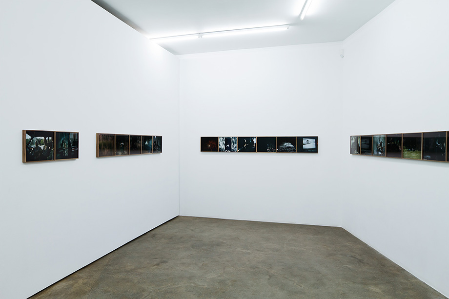 Satellite , Gun Gallery, Stockholm, SE, 2010