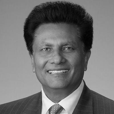 Riaz Saddiqui - FOUNDER & MANAGING PARTNER, DENHAM CAPITAL