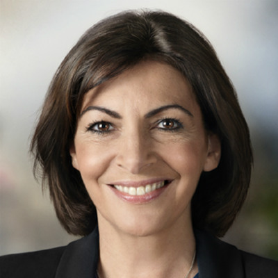 Anne Hidalgo - MAYOR OF PARIS & CHAIR OF C40, FRANCE