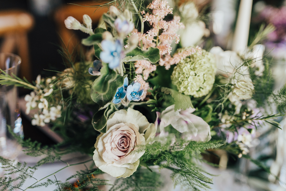 Finding your modern wedding florist in London and Surrey