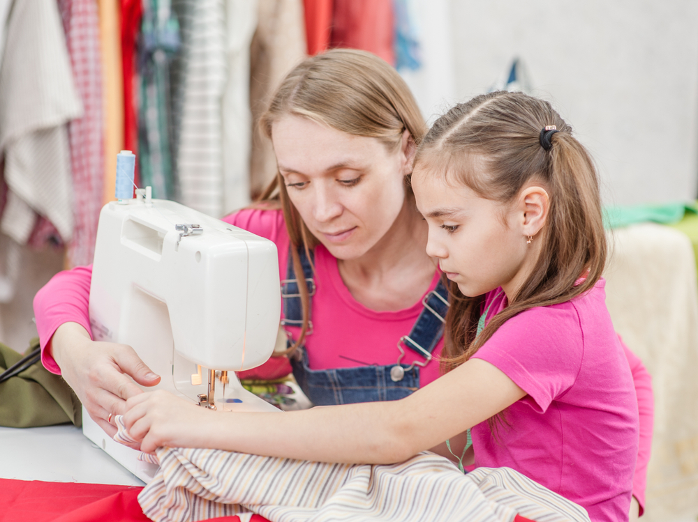 Sewing Camp - Sewing Camp is a 2 year online sewing program designed to take children from a complete beginner to a confident sewist. The video sewing lessons are intended for children aged 8+ (and their mothers!).