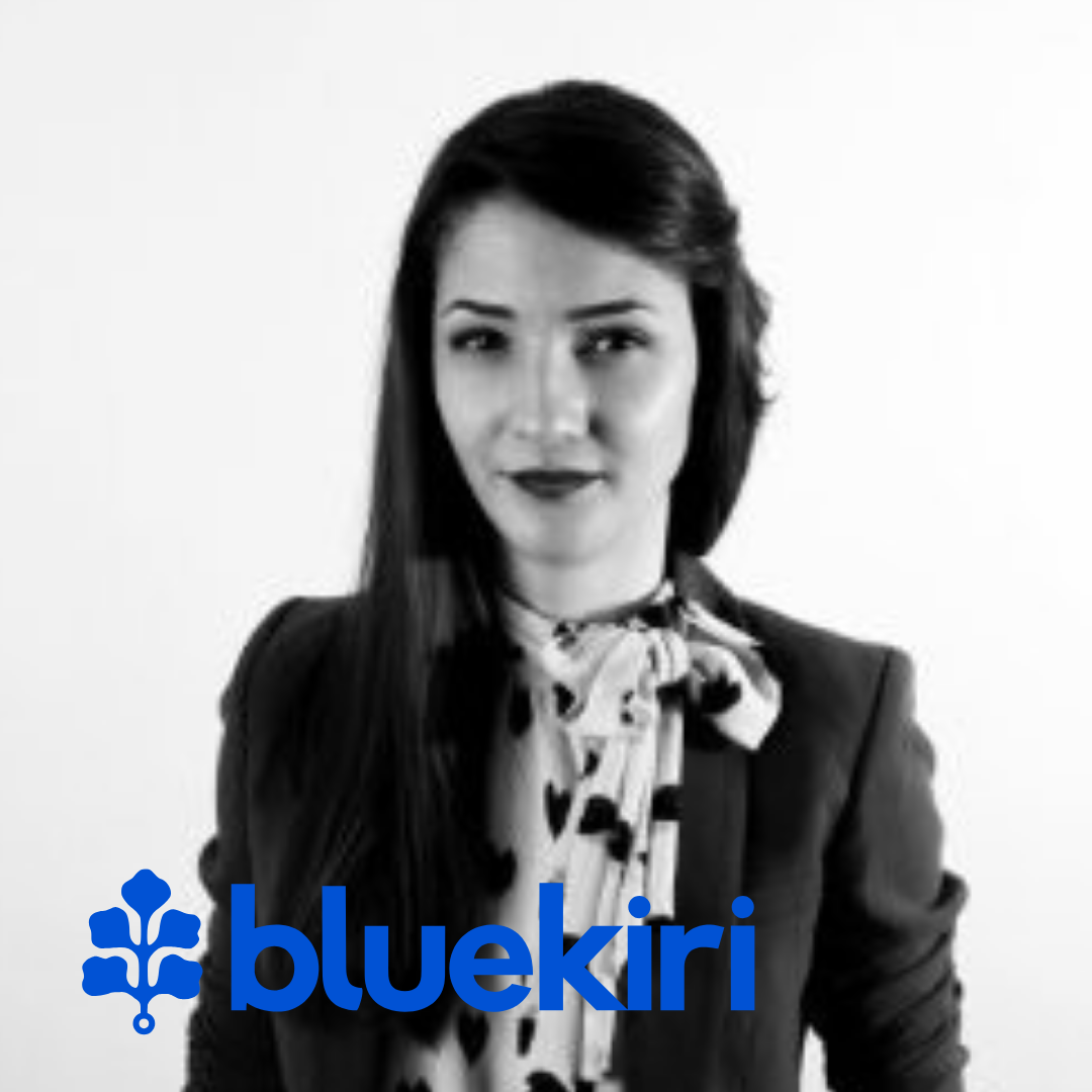Andreea Mihalcea   CHIEF PERFORMANCE OFFICER AT BLUEKIRI