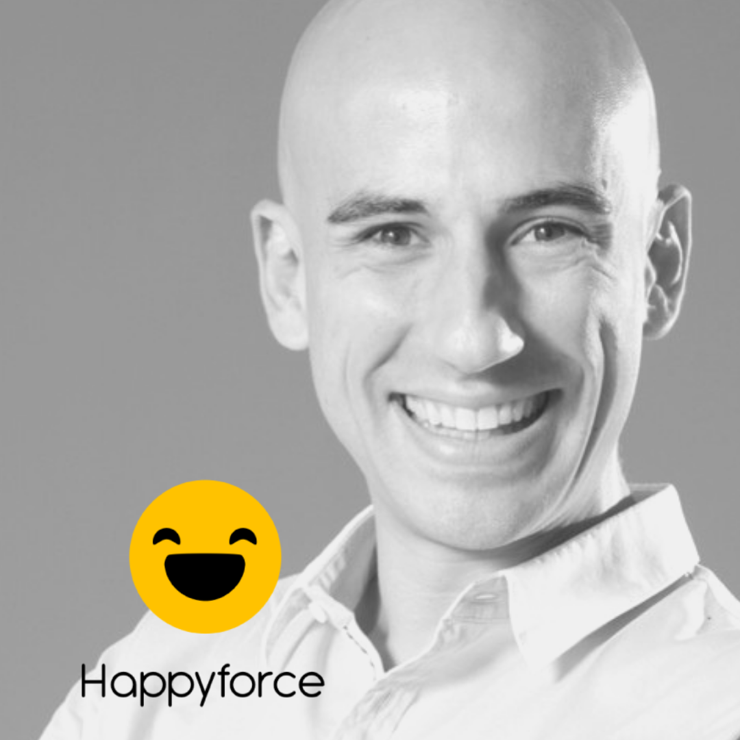 Alex Ríos   FOUNDER AT HAPPYFORCE