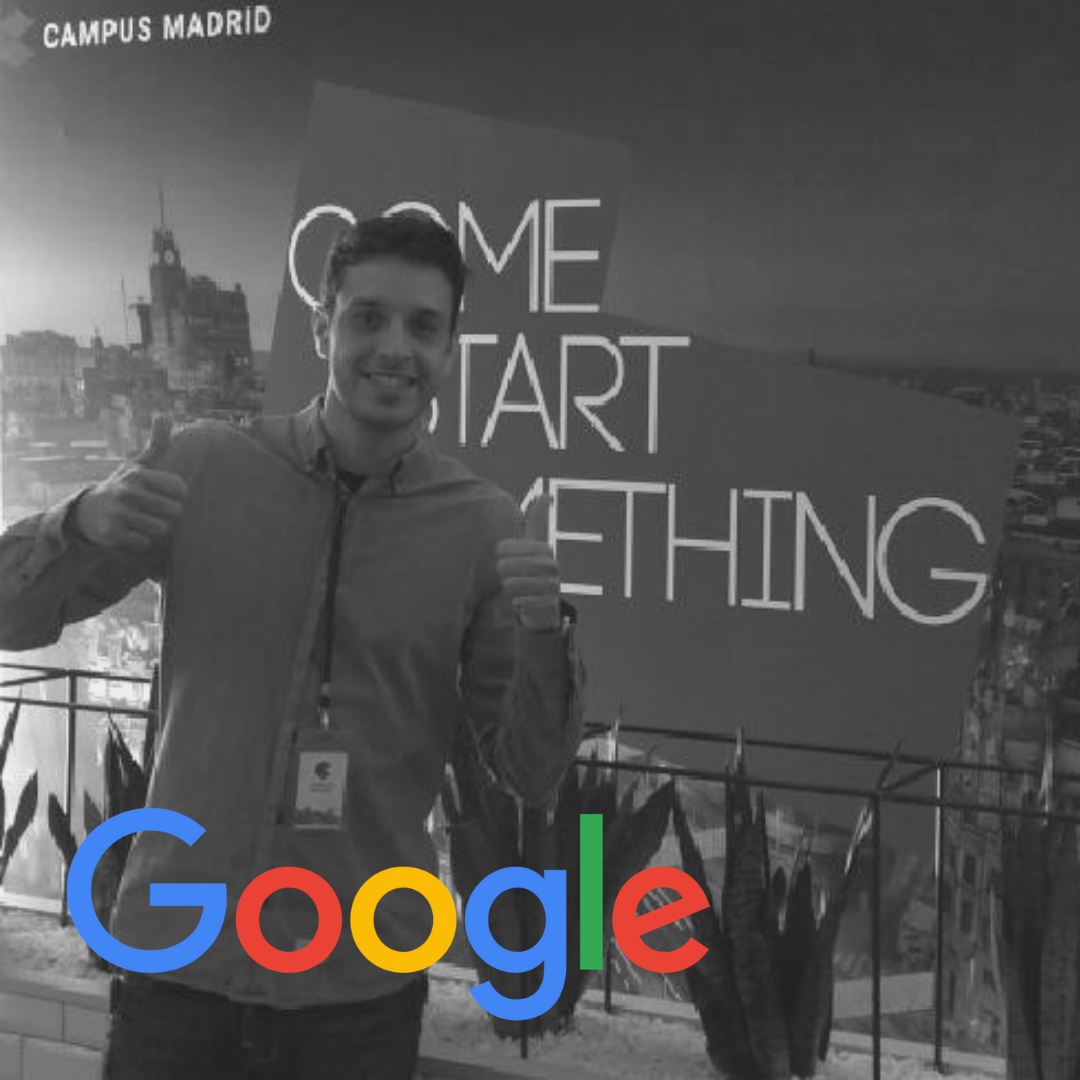 Alvaro Moran   BUSINESS DEVELOPMENT AT GOOGLE MARKETING PLATFORM