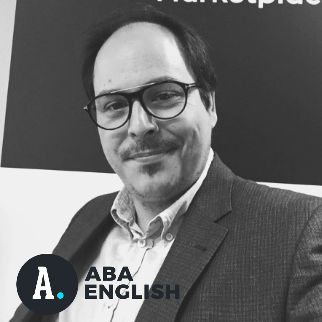 Marc Vicente   CEO AT ABA ENGLISH