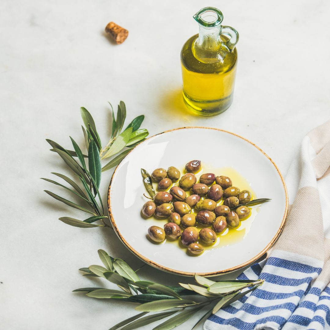 4 Foods In The Mediterranean Diet You Can Incorporate Today