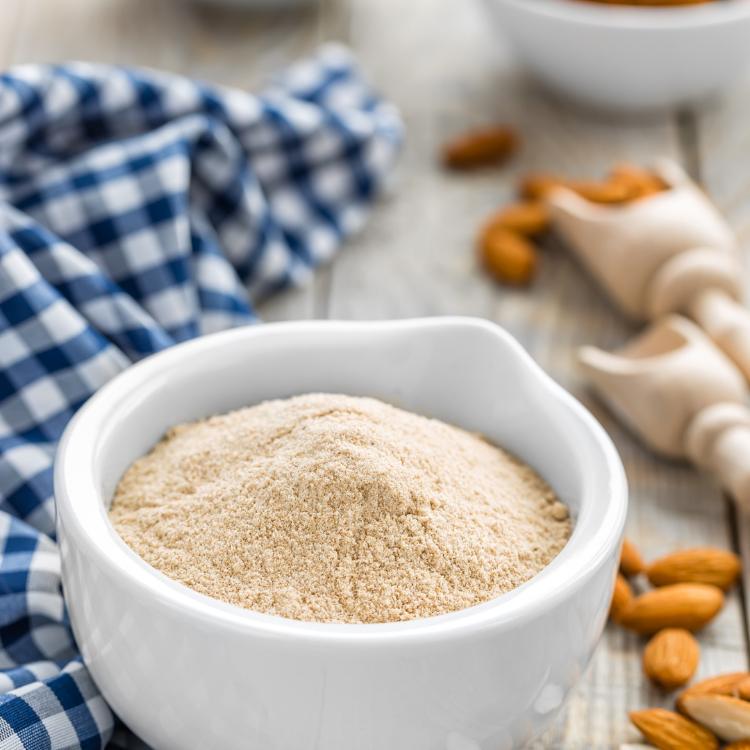 The Benefits Of Paleo-Friendly Flours & A Healthified Waffle Recipe