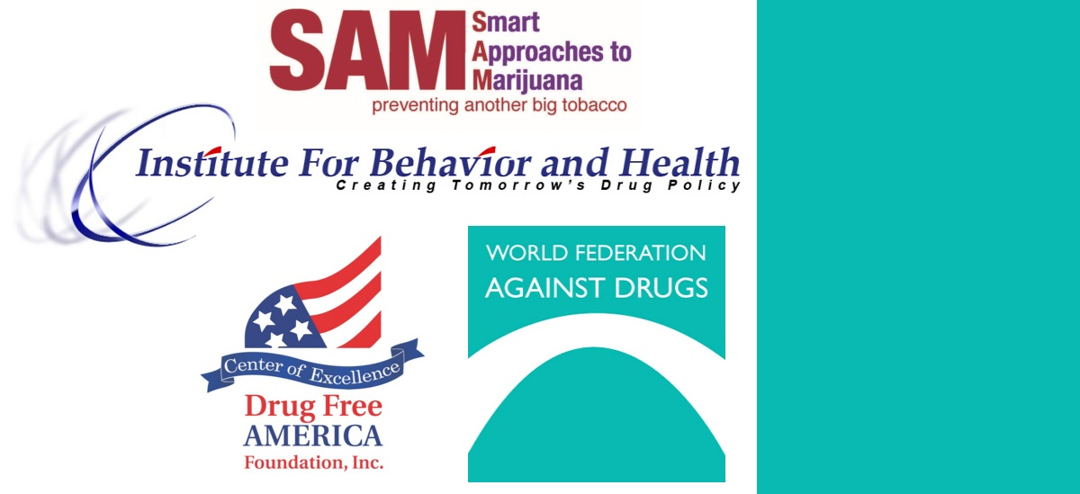 Our Partners - The Global Drug Policy Summit is a joint program organized by the World Federation Against Drugs, Institute for Behavior and Health, Smart Approaches to Marijuana and Drug Free America Foundation. Learn more.