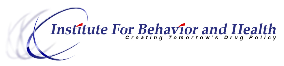 The mission of the Institute for Behavior and Health, Inc. is to reduce the use of illegal drugs and improve prevention and treatment. IBH works to achieve this mission by conducting research, promoting ideas that are affordable and scalable, linking with other individuals and groups to create synergies, and presenting new ideas at meetings and in papers and reports that appear in leading journals and publications.