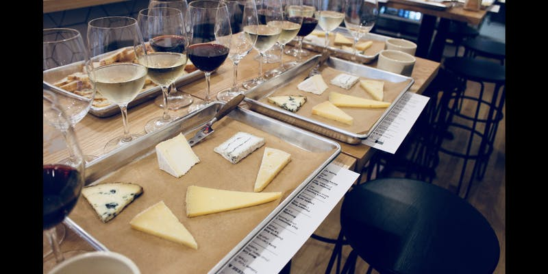 - A wine and cheese pairing event celebrating women producers of wine and cheese.Wine + cheese = everything.5 cheese + 5 wines.Cheese and wine is always nice, but certain combinations will bring out new flavors in both that will make your taste buds sing. Join The Rhined's owner and Certified Cheese Professional®, Stephanie Webster, and Sommelier Chris O'Hearn as we pair 5 wines with 5 cheeses and learn insider tips on how to find the perfect pairing on your own. Let's celebrate these amazing women producers!Click here for tickets