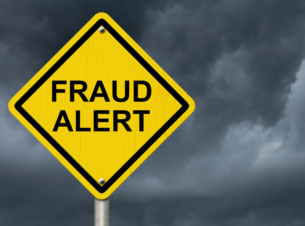 Beware of Wire Fraud! -