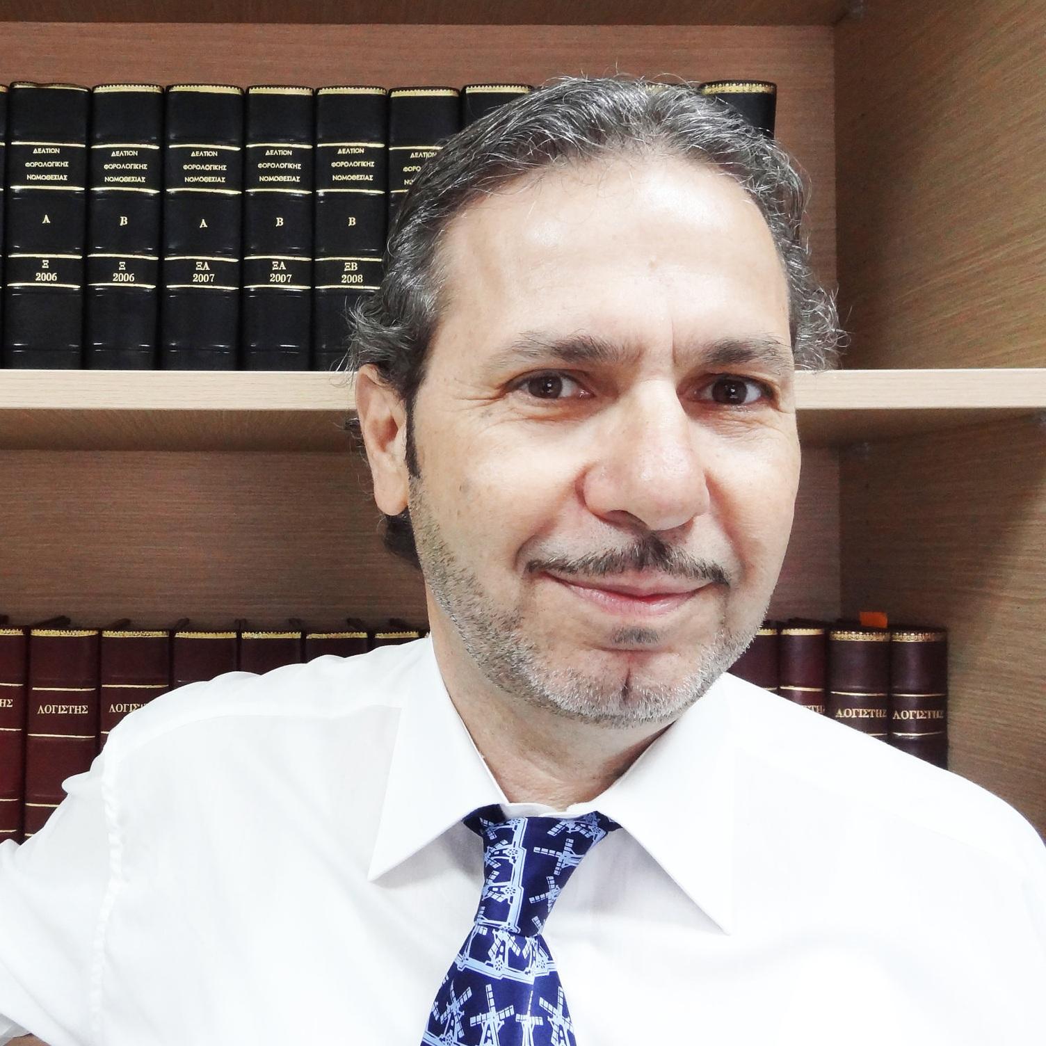 Athanasios Tsaklis  Partner - Certified Public Accountant  atsaklis@metronauditing.gr
