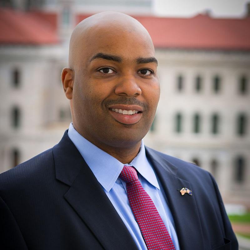 Delegate Lamont Bagby    Chair of the Virginia Legislative Black Caucus   (Henrico, Richmond, Charles City)