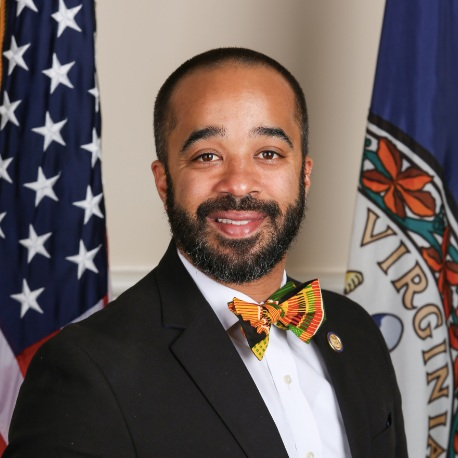 Delegate Jeff Bourne   (Henrico, Richmond)