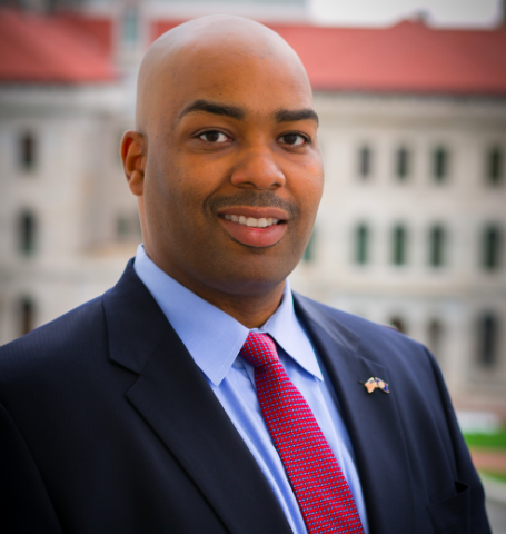Del. Lamont Bagby for House District 74