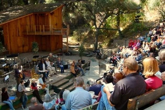 Theatricum Botanicum - 2 Priority Lower Tier Tickets to 2019 Reperatory Performance; $50 Gift card to Los Gringos Locos Grill & Cantina.Valued at $130Starting bid $60