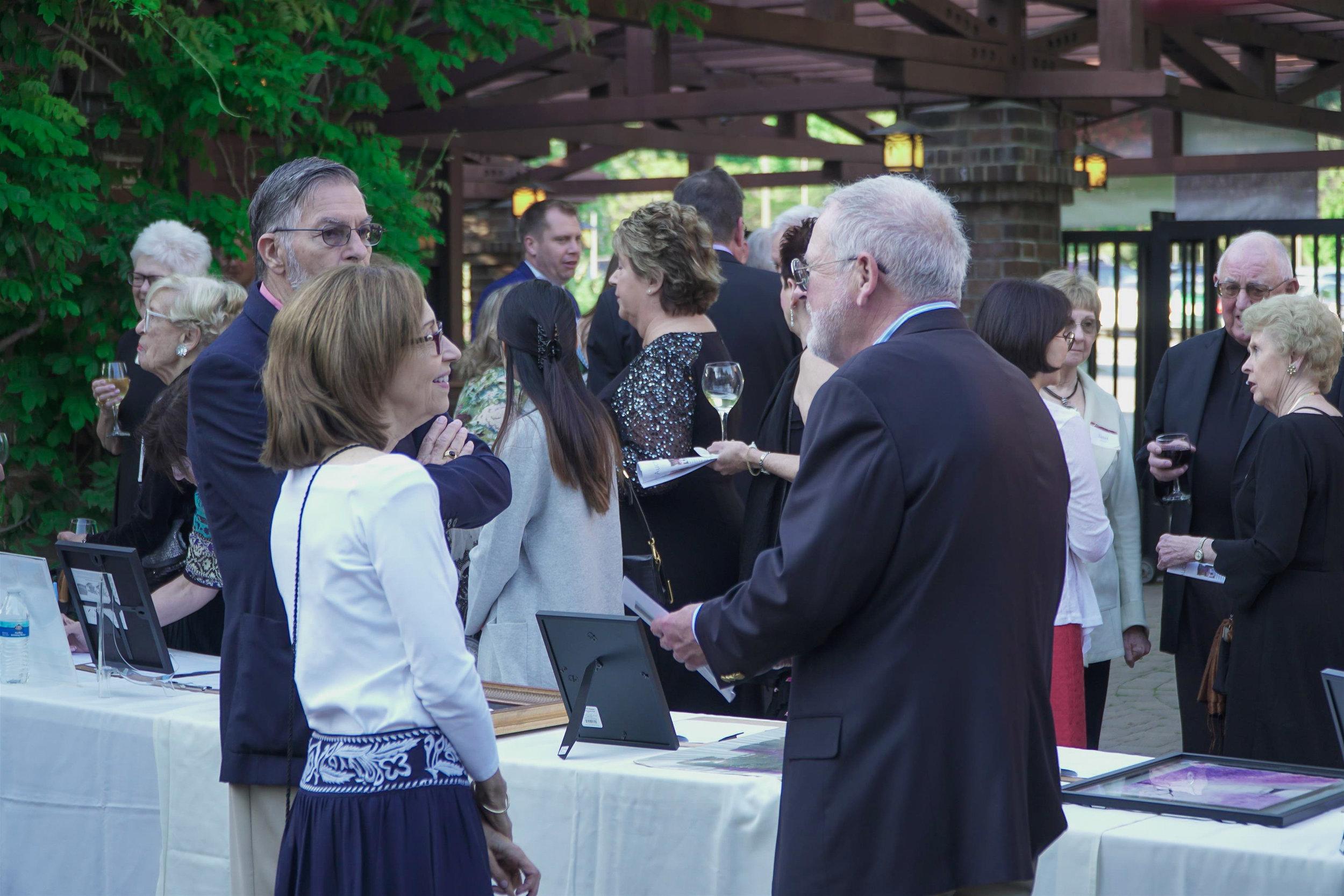 Guests at Gala