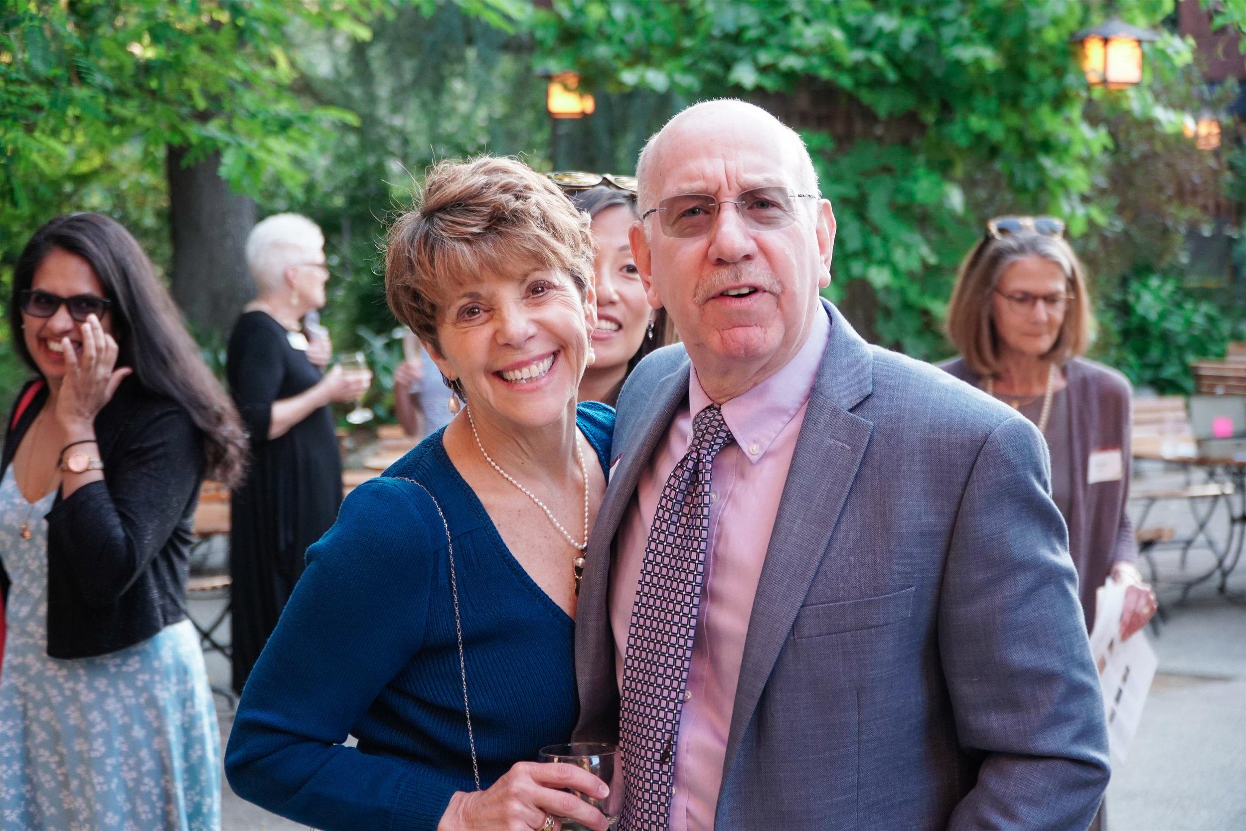 Dr. Miller and Mrs. Miller