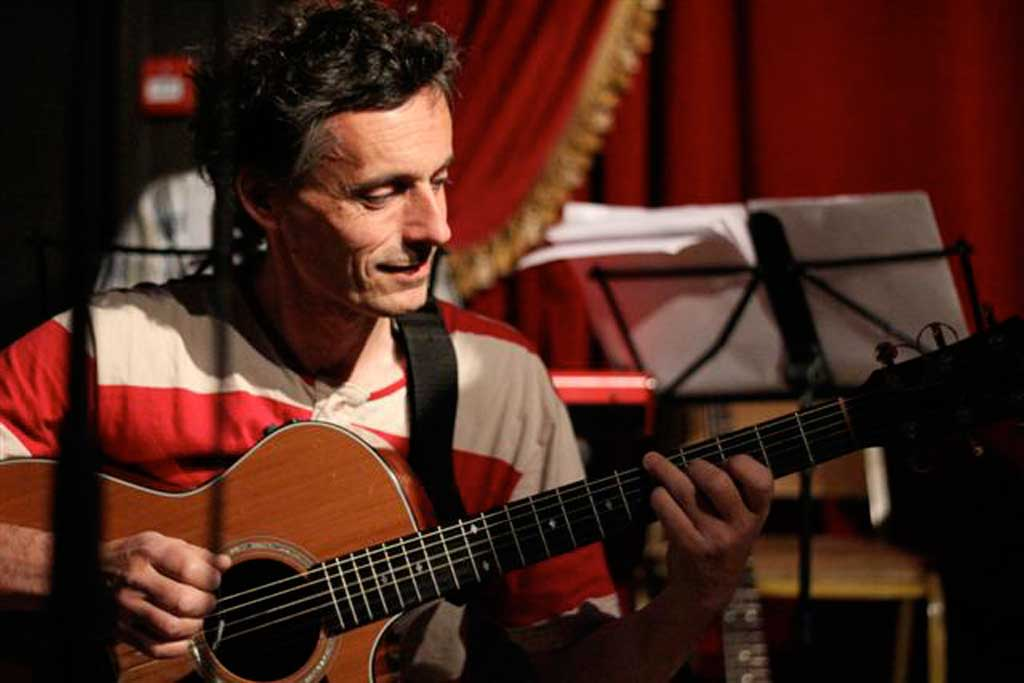 Stuart Hall - Guitar