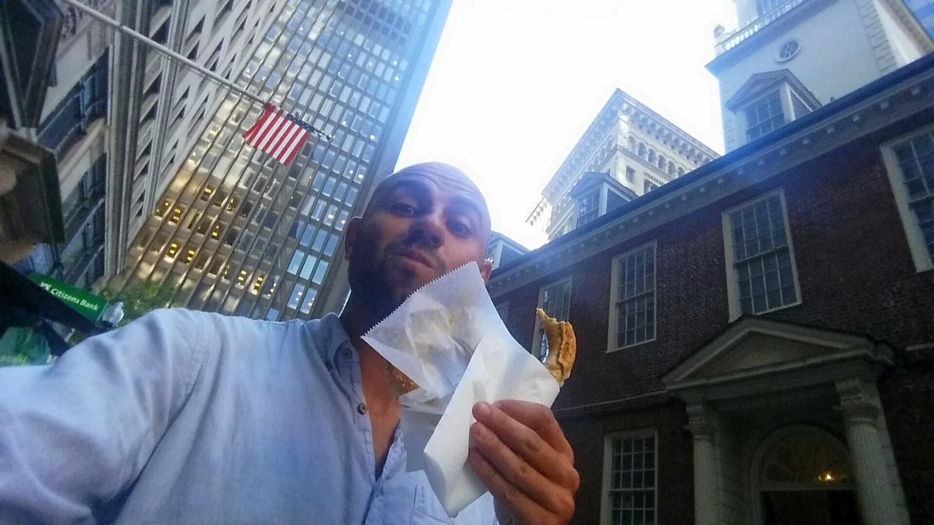 Boston bagels.