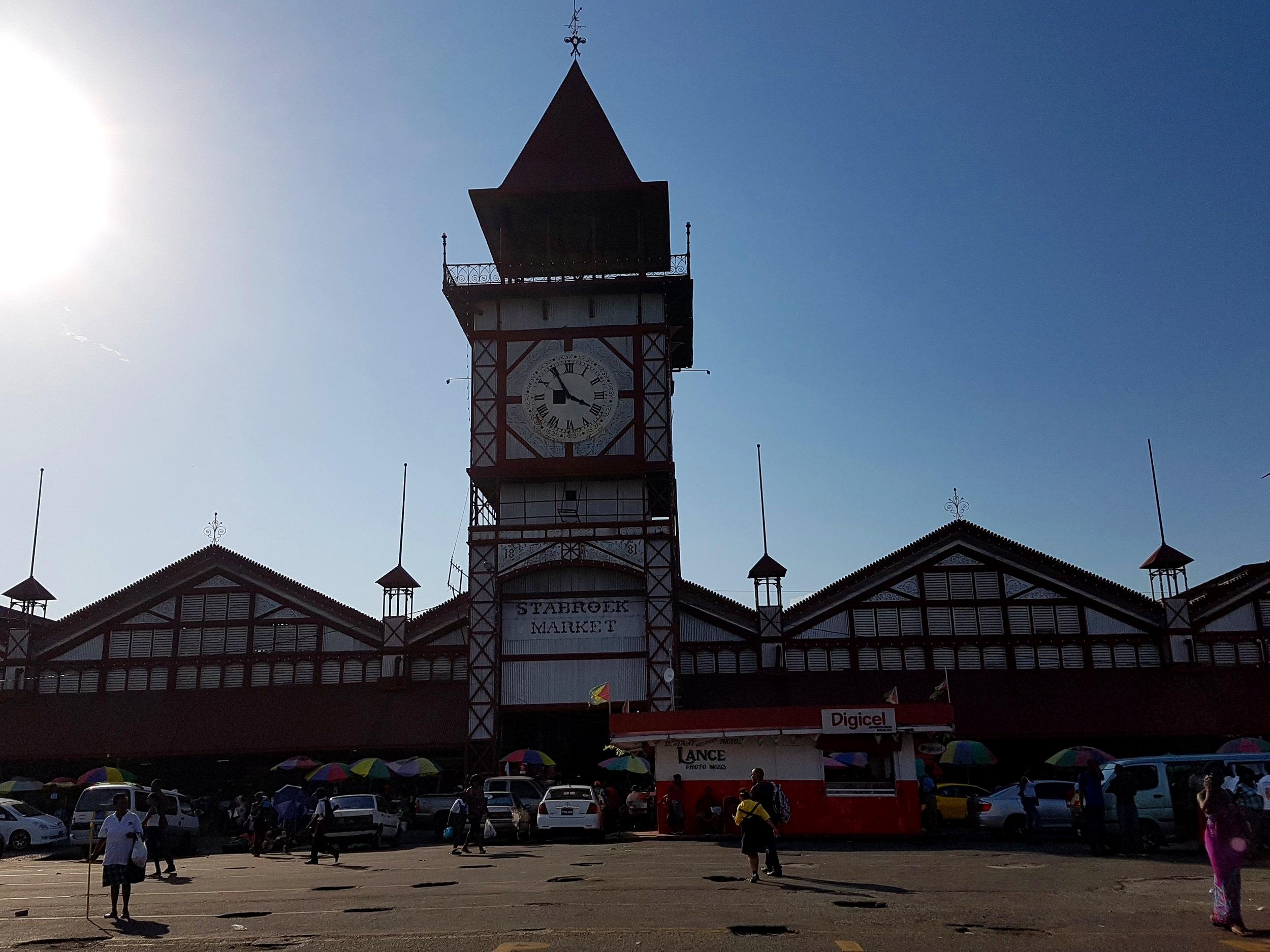 Georgetown Market.
