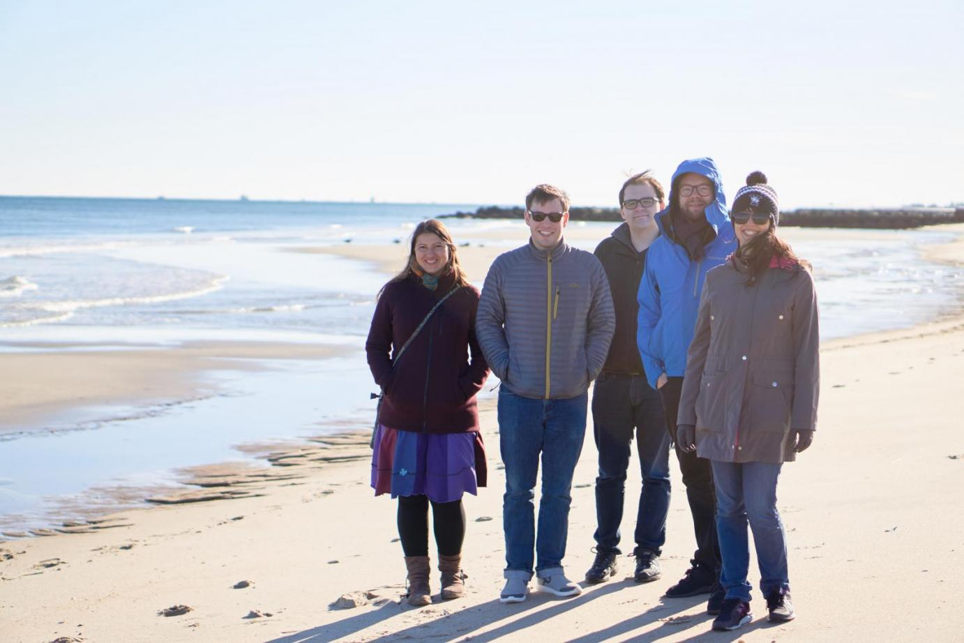November 2017 Lab Retreat Jersey Shore