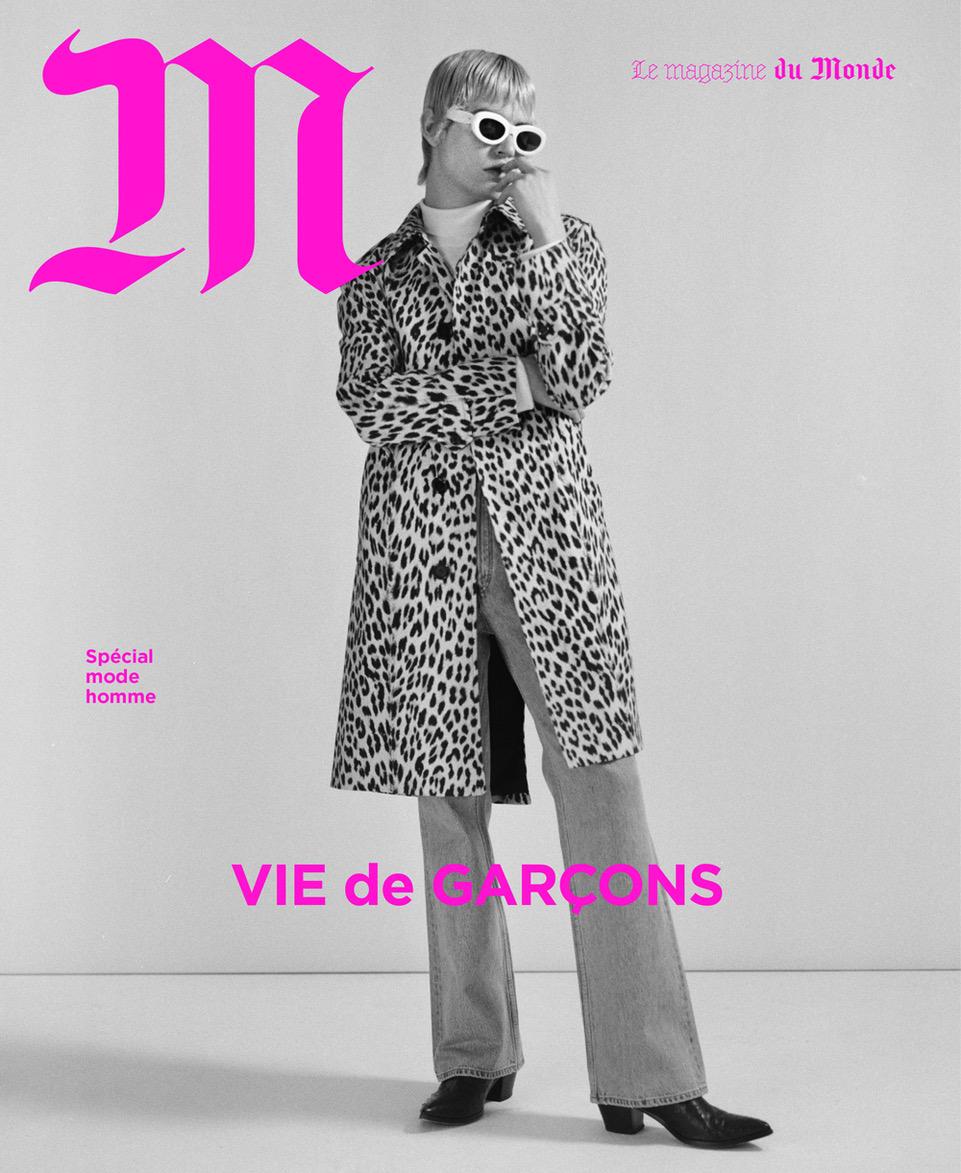 M Le Monde / Mark Kean