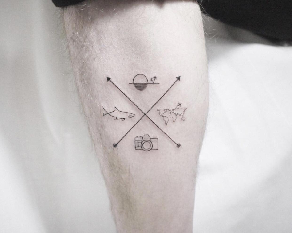 Tattoo Spotlight Richard Bindle Ink