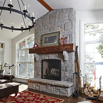 FIREPLACES - Bring elegance and warmth to your home with our high impact custom stone fireplaces. Our craftsmanship will stand the test of time creating a legacy for generations.