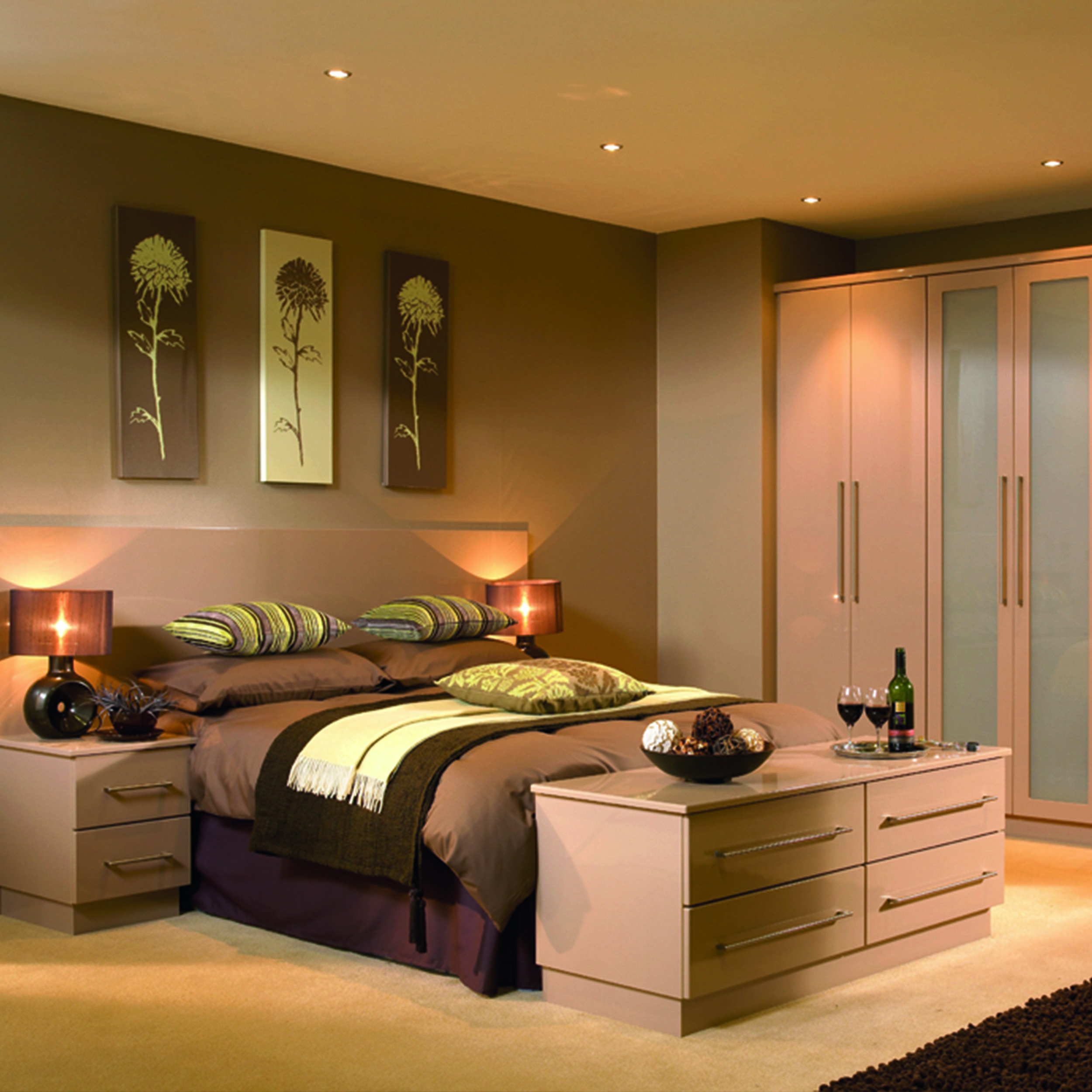 BEDROOMS - We will work with you to design your dream bedroom, utilising your space to provide you with maximum storage. We are constantly updating our accessories with all the current products on the market to ensure we can always accommodate your needs, making your bedroom both beautiful and practical.