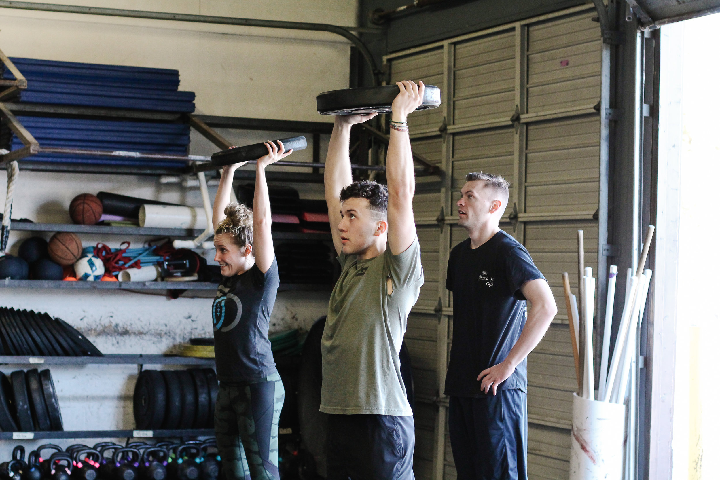 Your first WOD is free! - Come on in and experience the CrossFit Postal community TODAY!