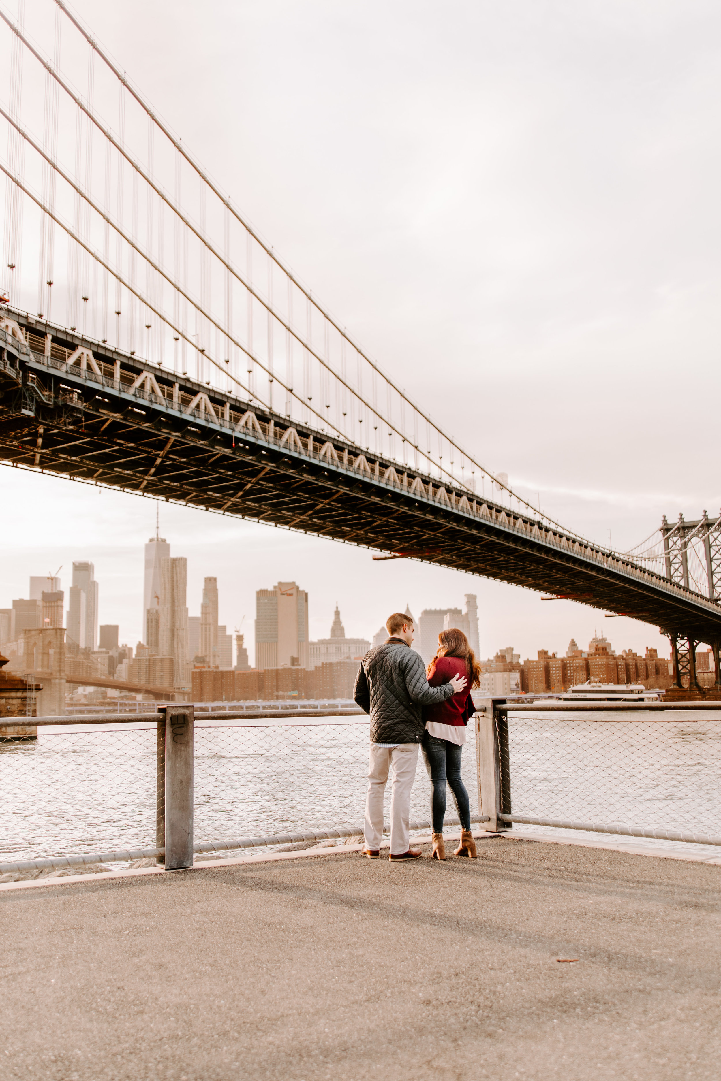 Brooklyn Bridge Proposal by Kara McCurdy