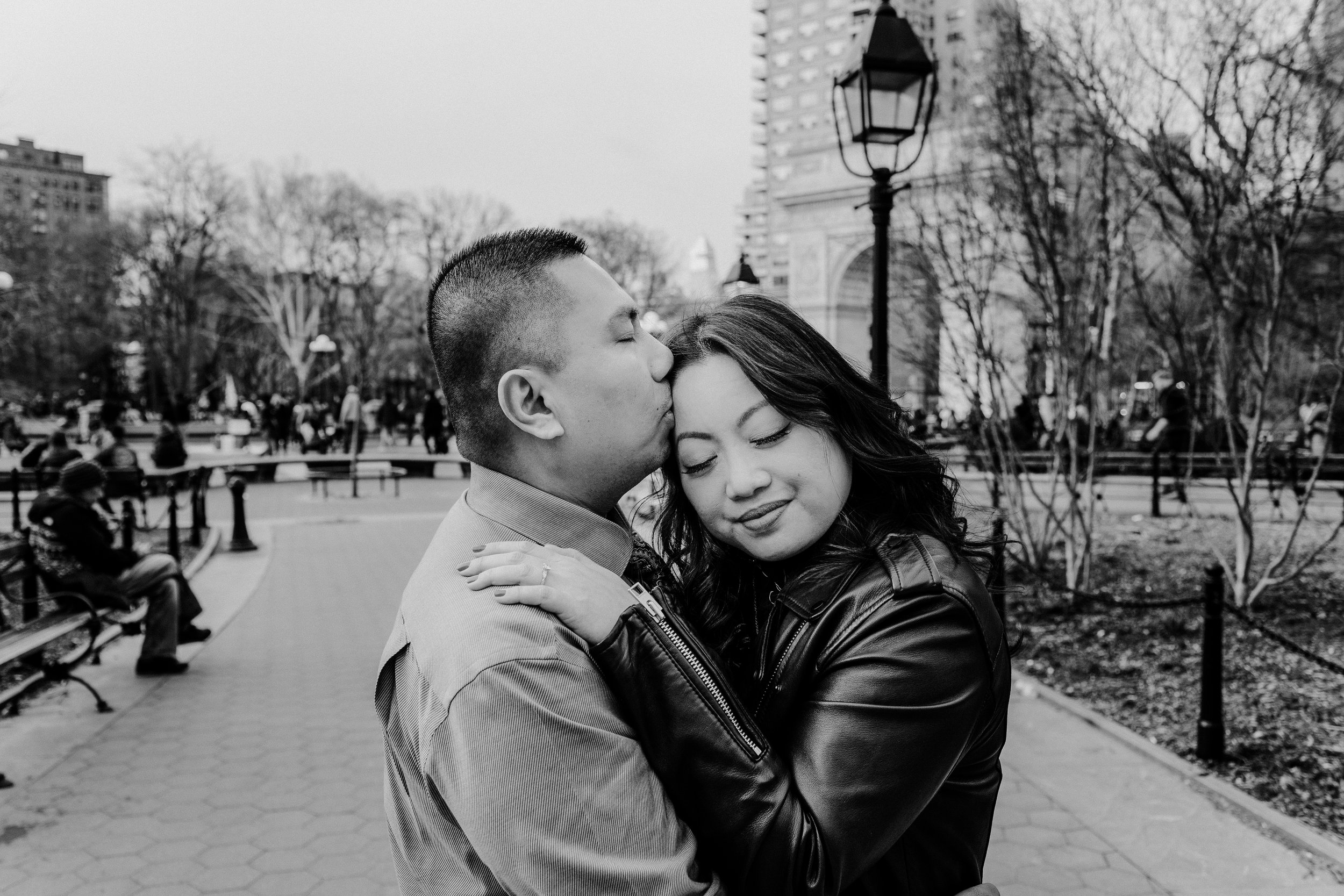 New York West Village Engagement by Kara McCurdy