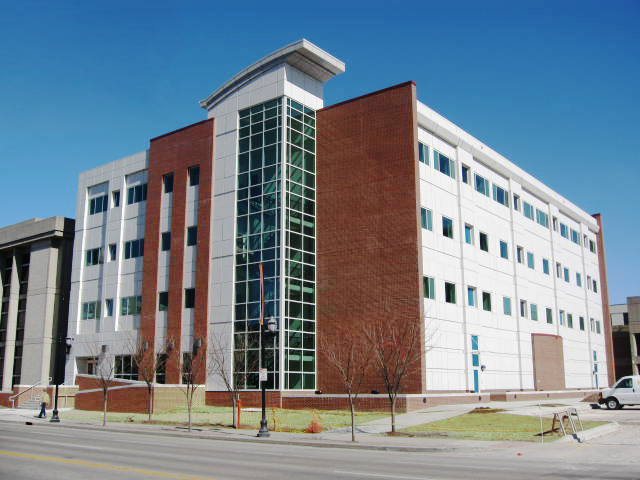 Jefferson Community & Technical College - Nursing & Allied Health Building