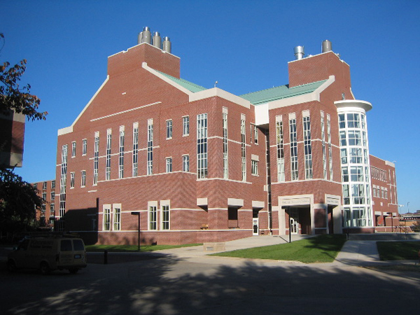 University of Louisville - Shumaker Research Building