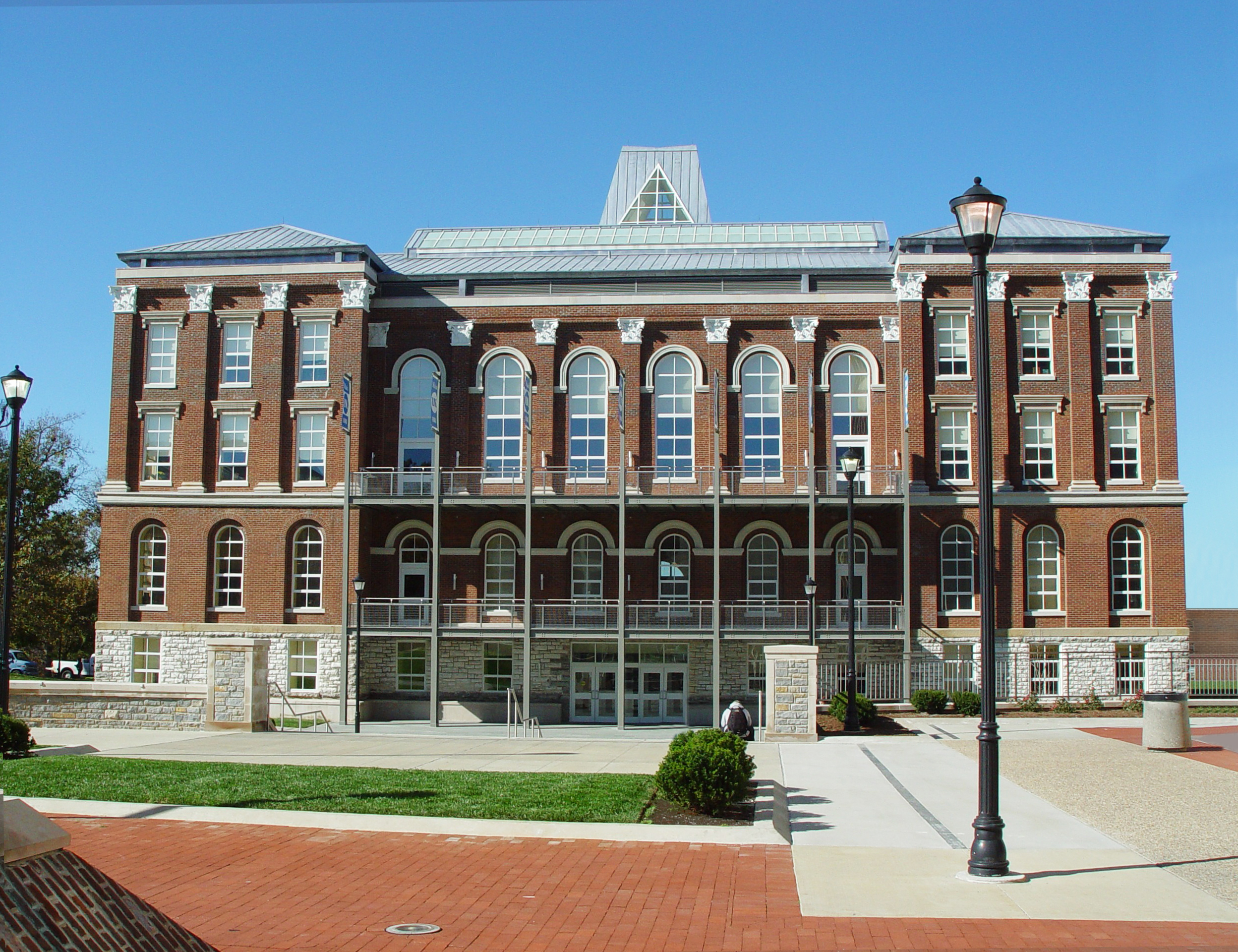 University of Kentucky Administration Building
