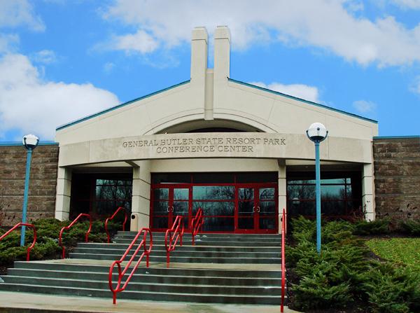 General Butler State Resort Park New Conference Center