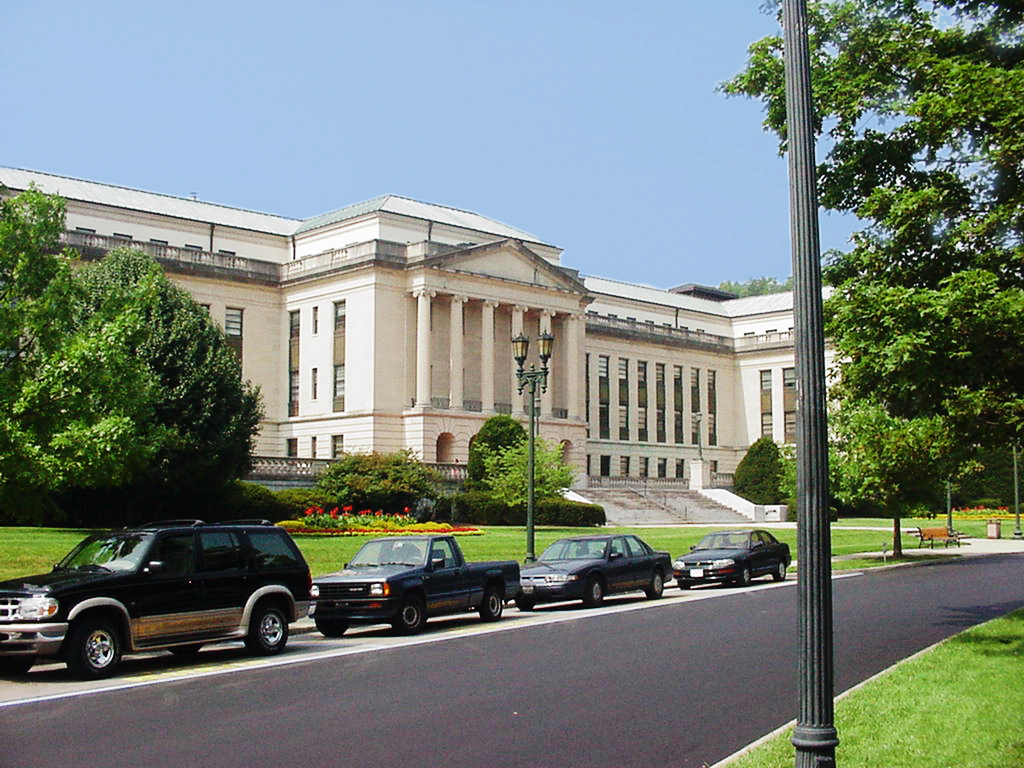 Capitol and Annex Buildings