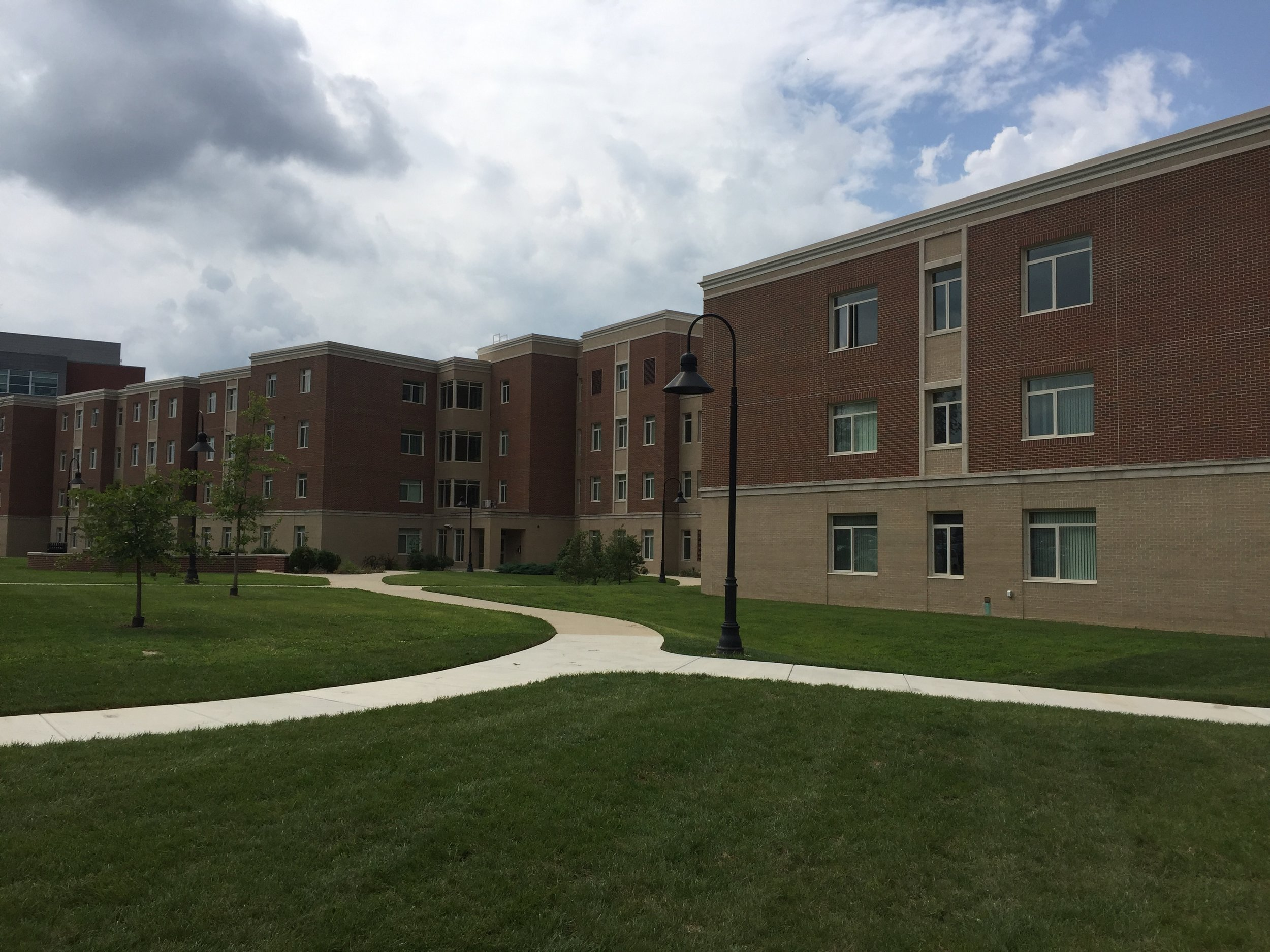 EKU New Student Housing - 29.0% reduction in annual energy costs45.0% water savings - exemplary