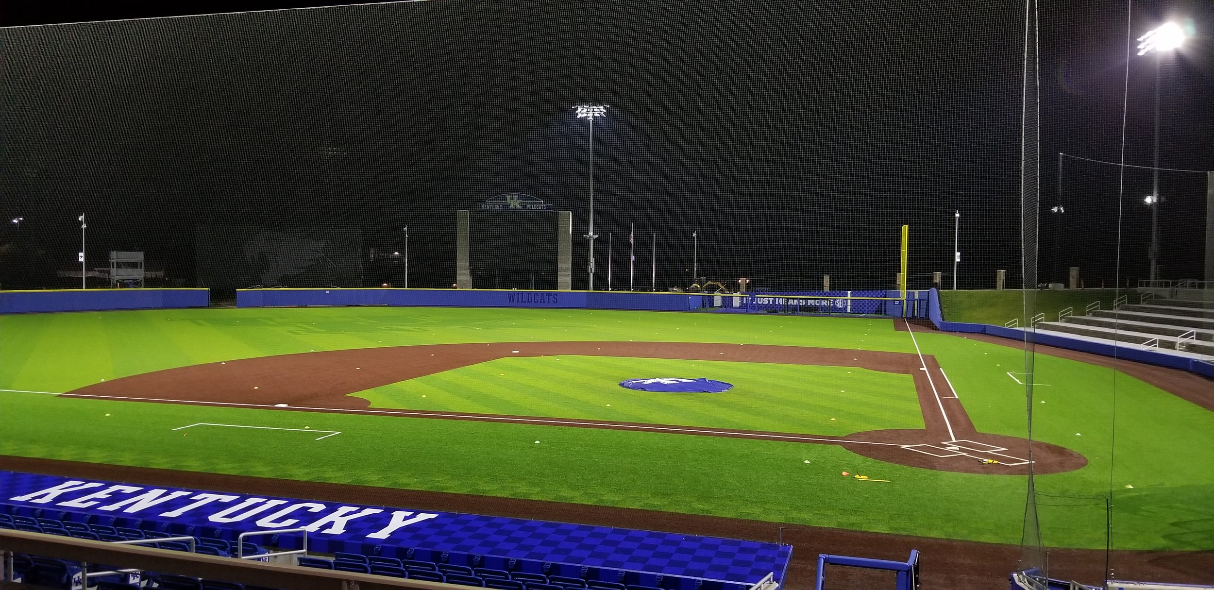 University of Kentucky - Baseball Stadium
