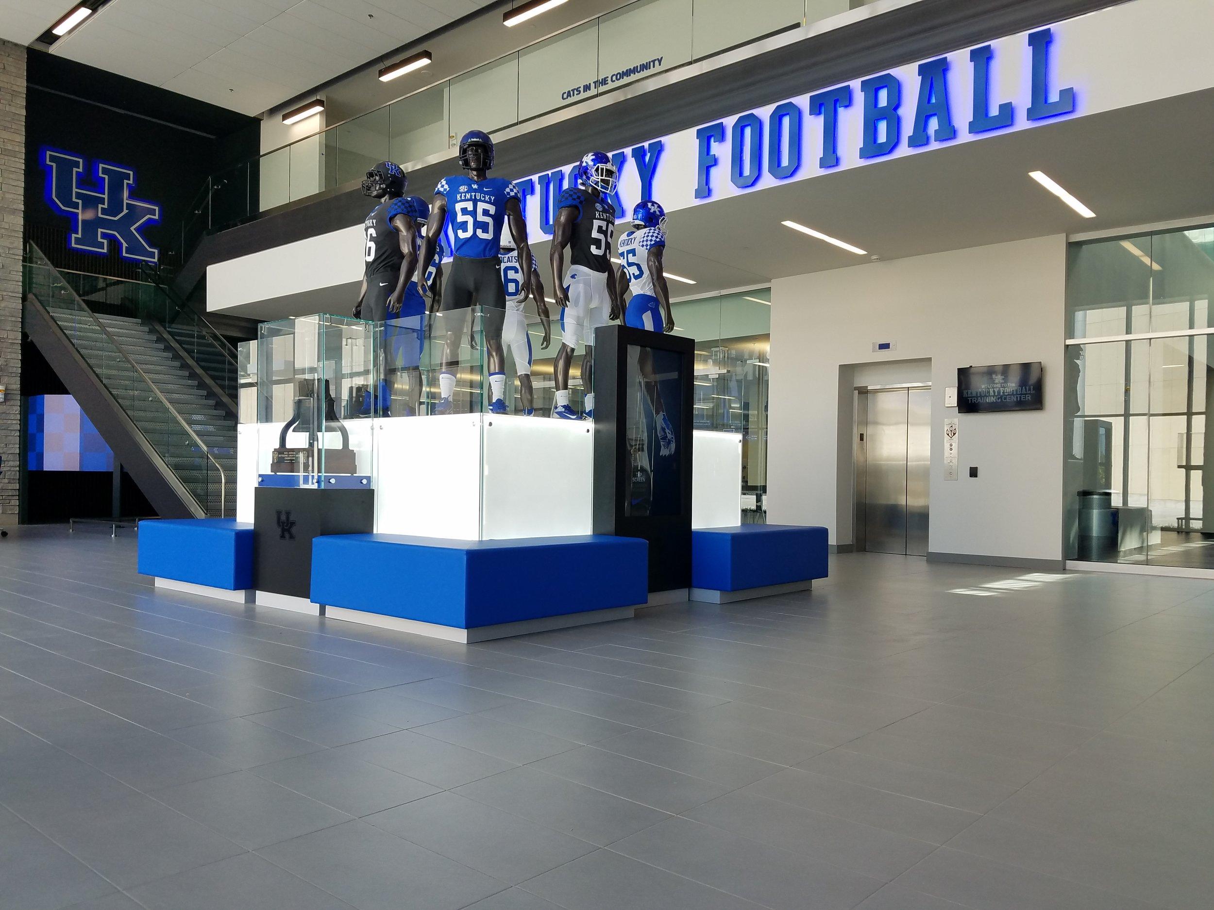 University of Kentucky - Football Training Center & Practice Fields