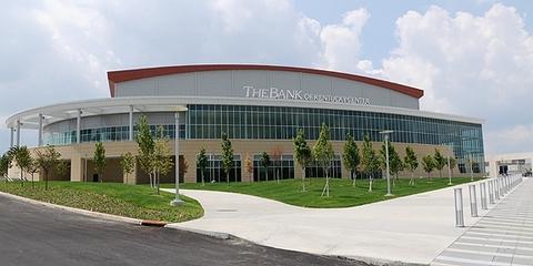 Northern Kentucky University - Bank of Kentucky Center