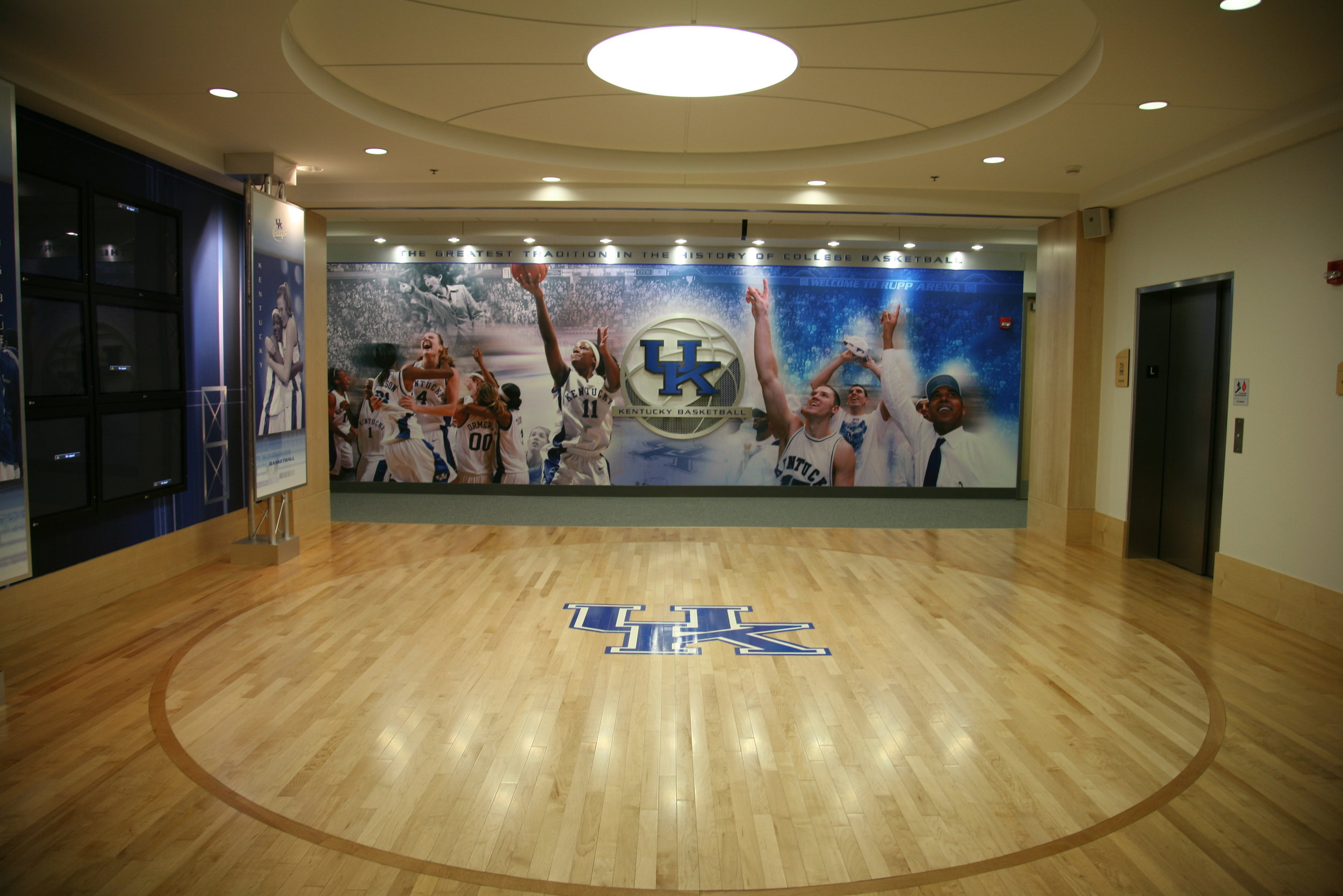 University of Kentucky - Memorial Coliseum Renovation (Joe Craft Center)