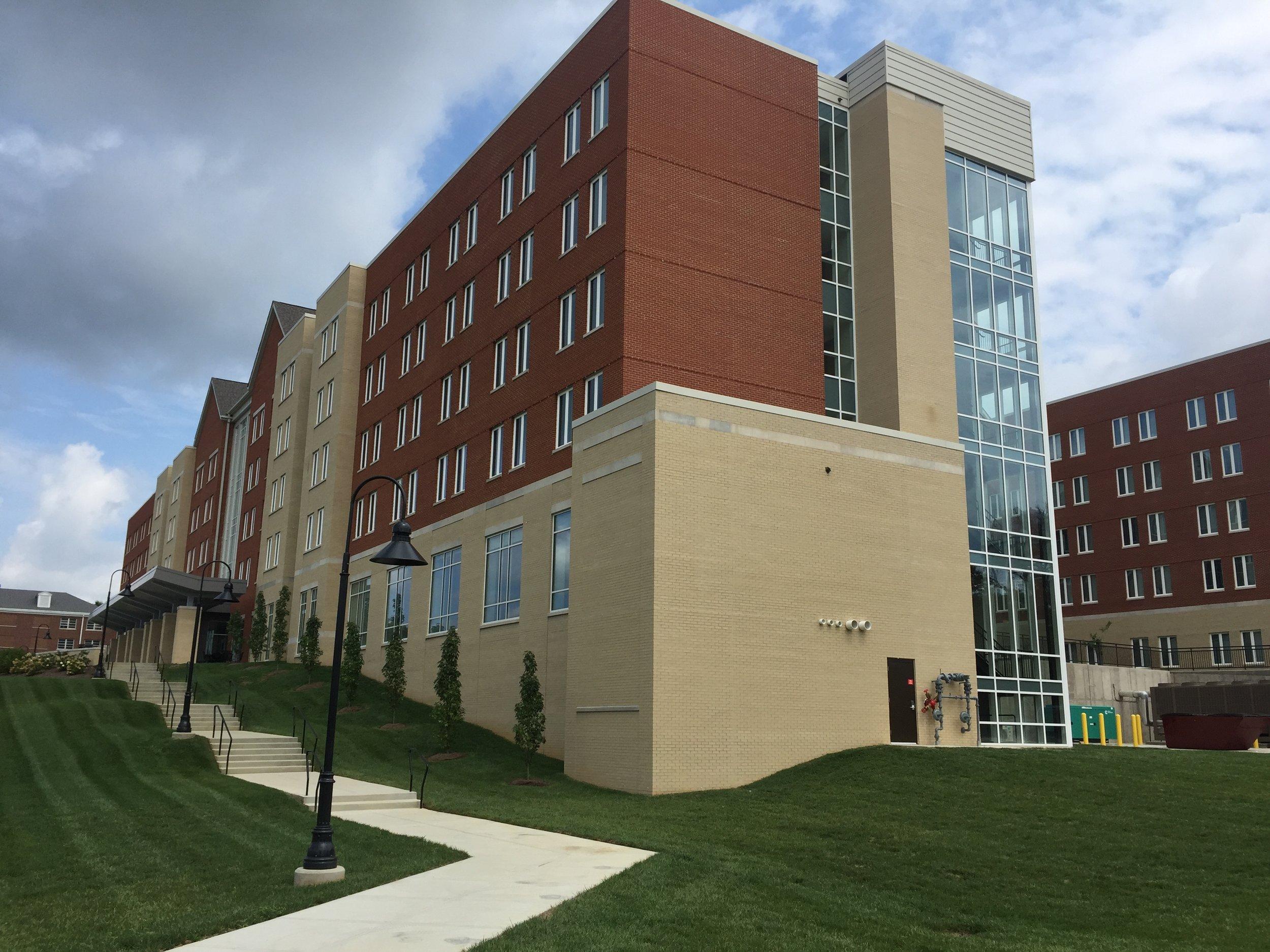 Eastern Kentucky University - Martin Hall